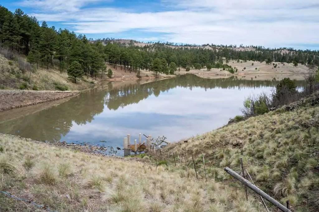 CDT-New-Mexico-Gila-End-Lake