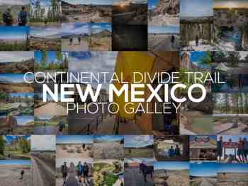Continental Divide Trail In Photos: New Mexico