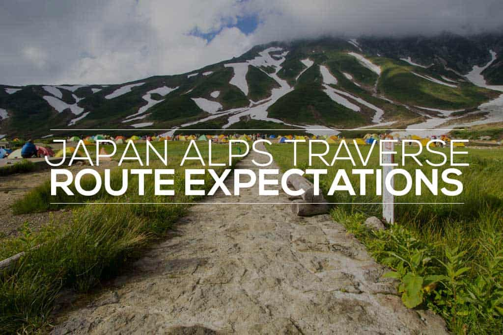 Japan-Alps-Traverse-Expectations