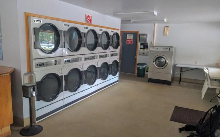 CDT Lake City Laundromat