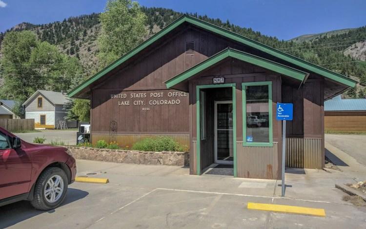 CDT Lake City Post Office