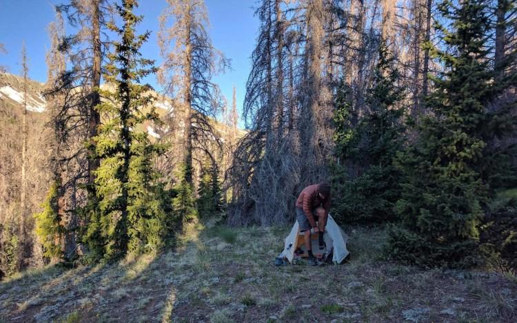 CDT Colorado Morning Camp