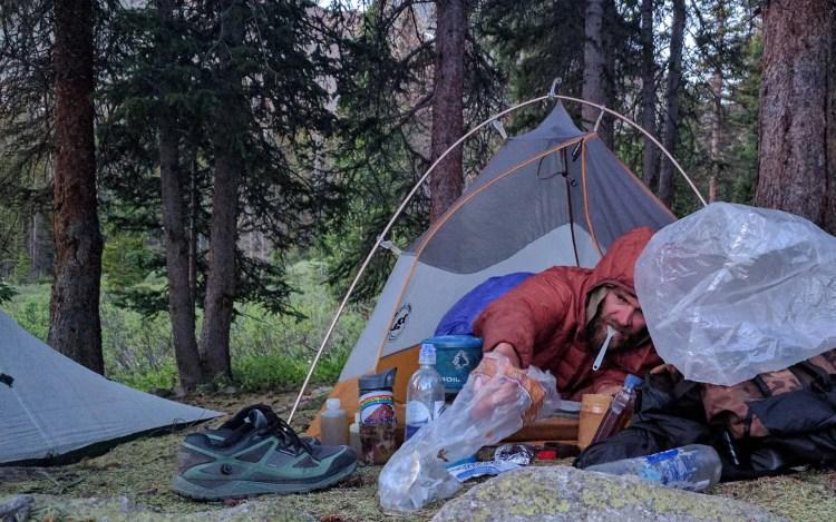 CDT Colorado Appa Morning