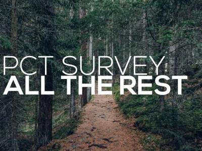 PCT Survey All Posts