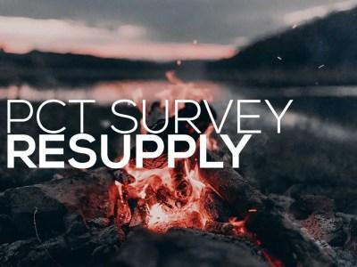 PCT Survey Resupply