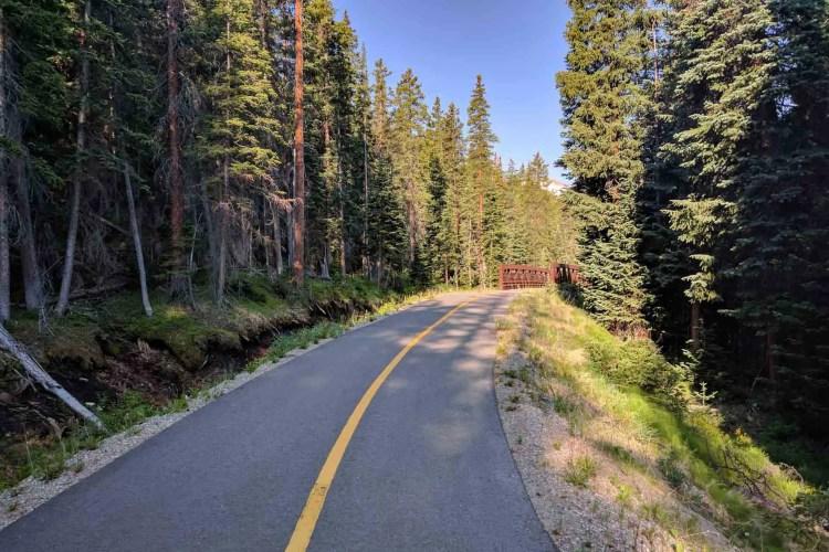 CDT Colorado Bike Path