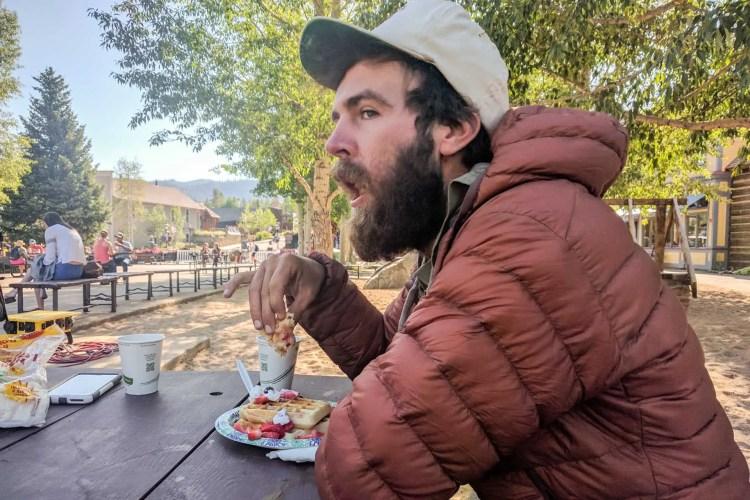 CDT Colorado Breckenridge Apps Waffles
