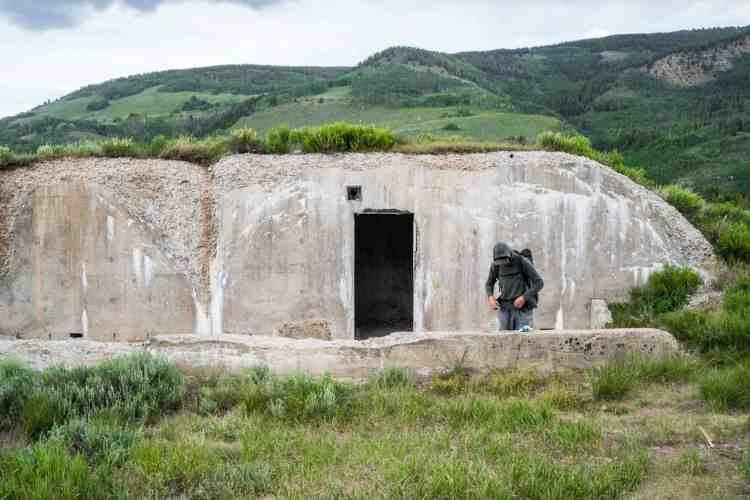 CDT Colorado Bunker