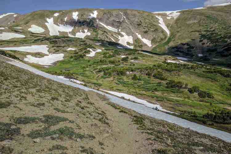 CDT Colorado Herman Gulch Pass