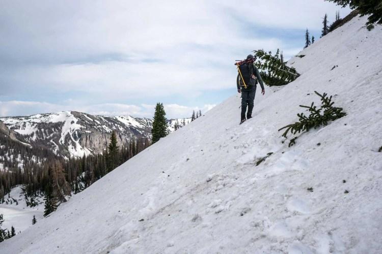 CDT Colorado Snowy Traverse