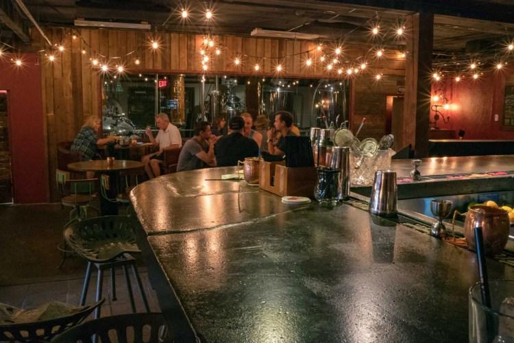 CDT Colorado Winter Park Bar