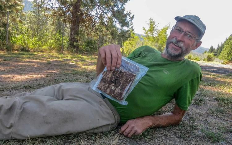 PCT NorCal SOBO Resupply Hiker