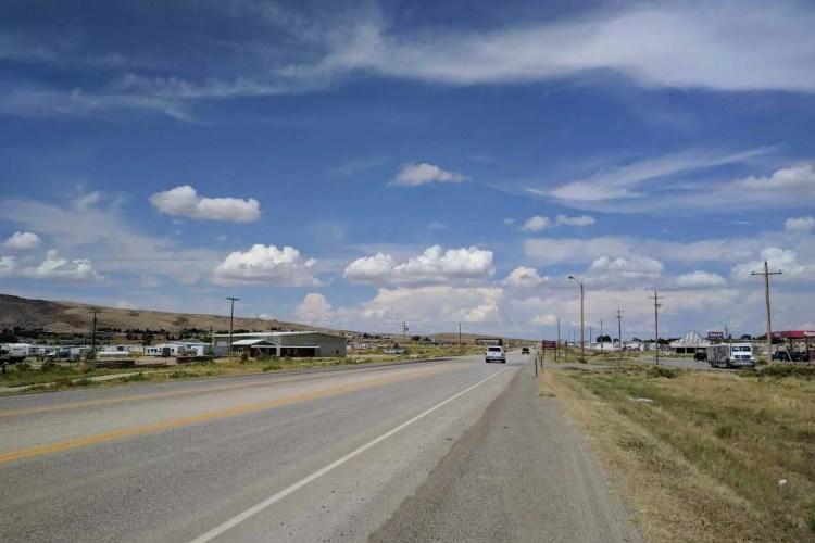 CDT Wyoming Rawlins