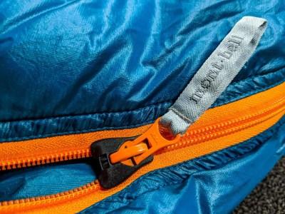 Montbell Down Hugger 900 #3 Zipper