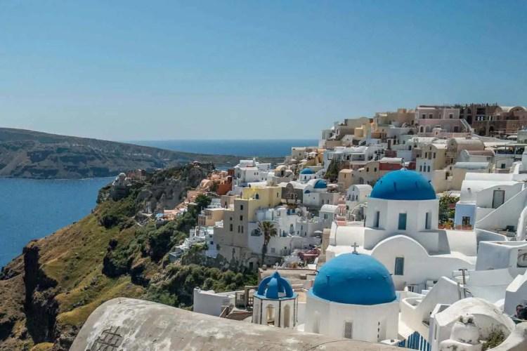 Greek Isles Santorini