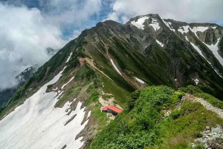 Japan Alps Traverse Kita Alps Ridge