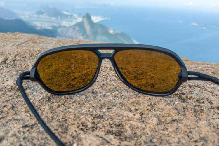 Ombraz Armless Sunglasses Lenses