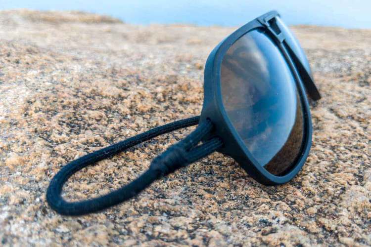 Ombraz Armless Sunglasses Side