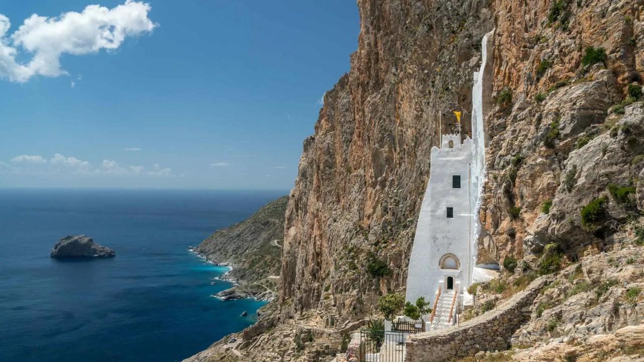 REI Greece Under 35 Trips
