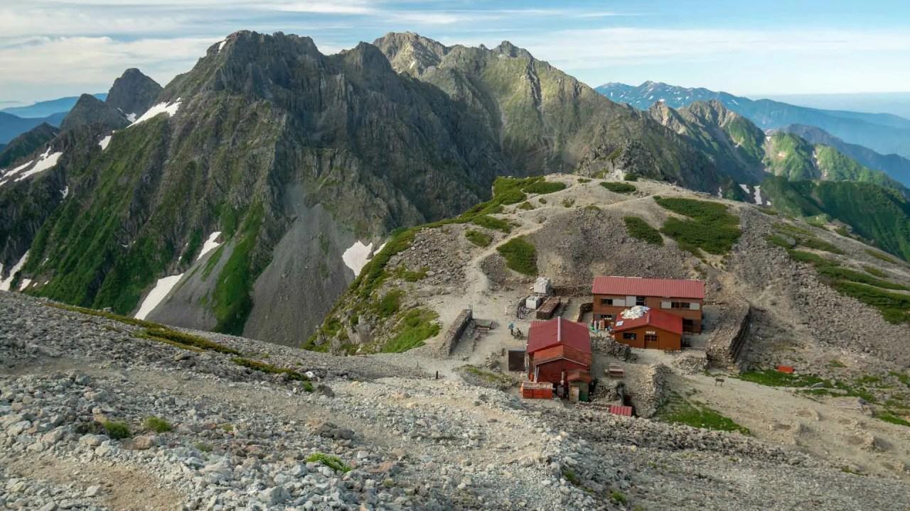 Japan Alps Traverse Spreadsheet Featured