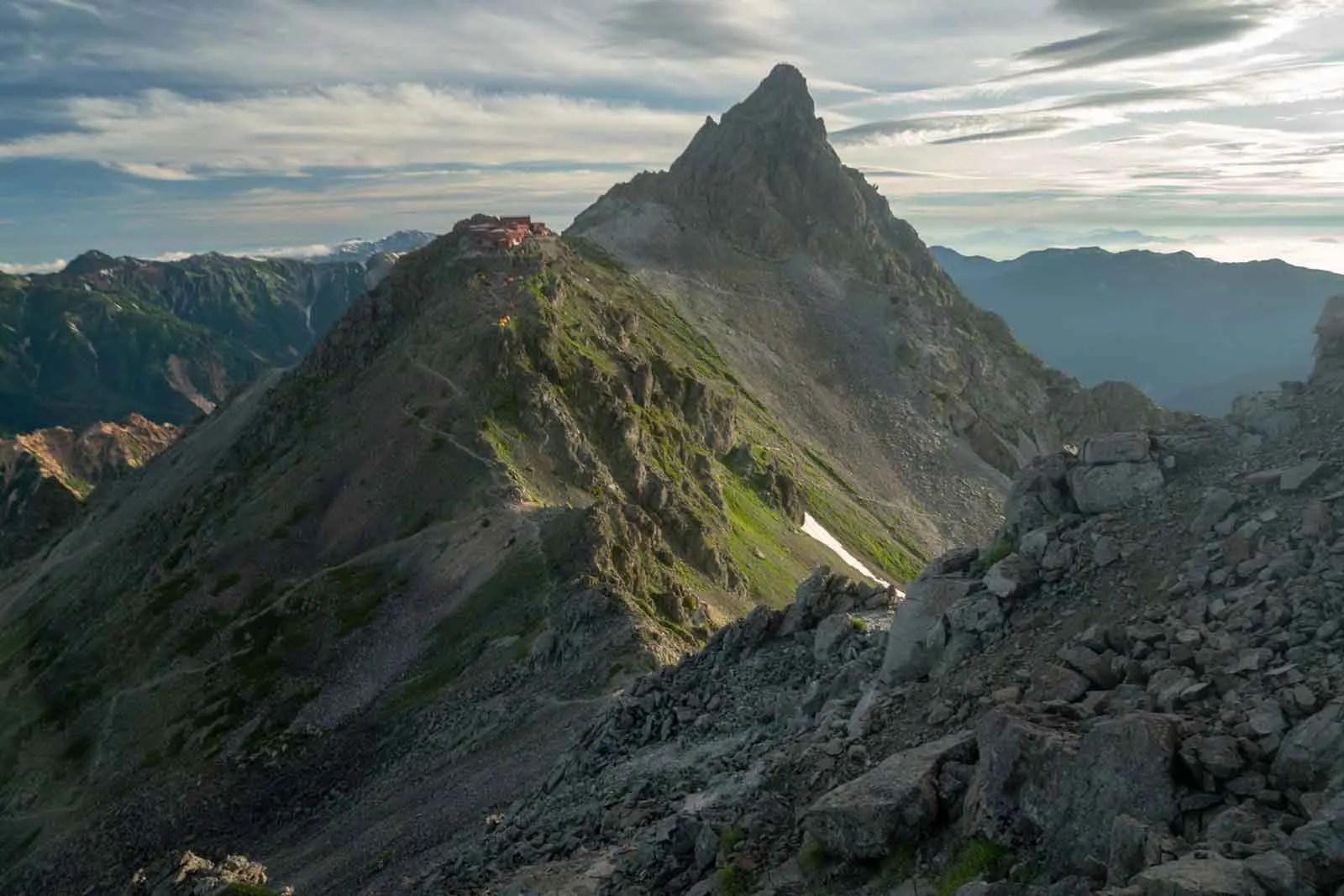 Japan Alps Traverse Kita Alps Yarigatake
