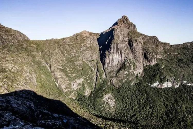 Tasmania Mount Anne Circuit View