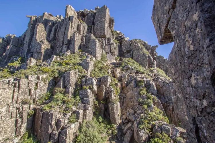 Tasmania Mount Anne Circuit Notch