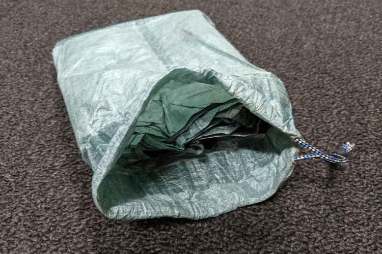 Hyperlite Mountain Gear Ground Cloth