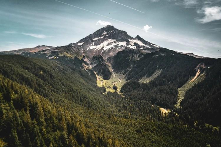 Oregon Mount Hood Timberline Trail