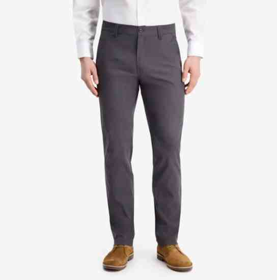 Bluffworks Ascender Chino Grey