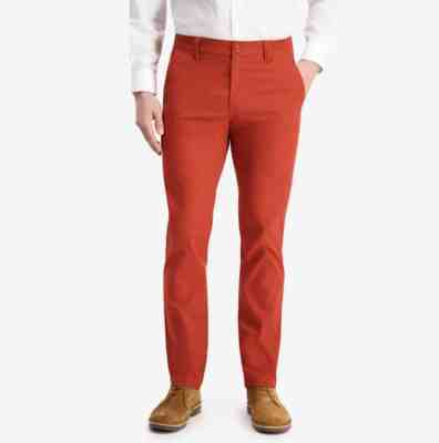 Bluffworks Ascender Chino Red