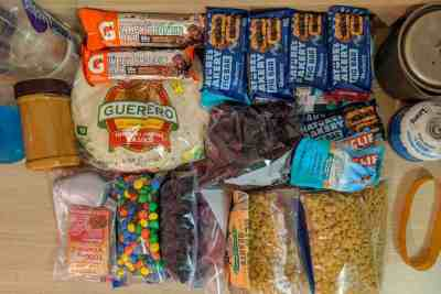 Pacific Crest Trail Resupply