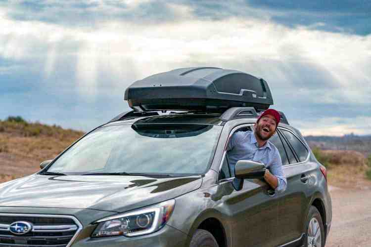 USA Utah Subaru Outback Mac