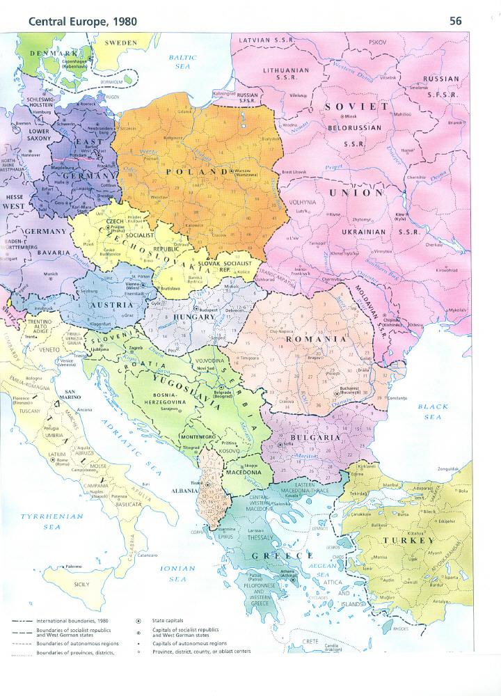 Communist East Europe