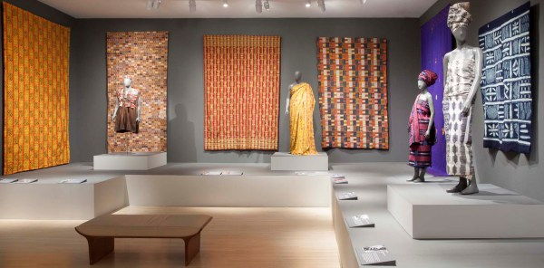 Majestic African Textiles In Indiana March 2014 - Hali