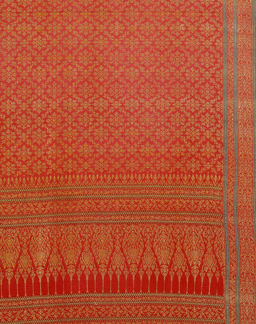 The Fabric of India at the VA  HALI