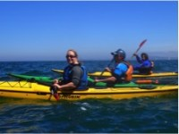 Sea Kayaking – a review from Chris.