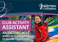 Could you be a Club Activity Assistants or new Coach