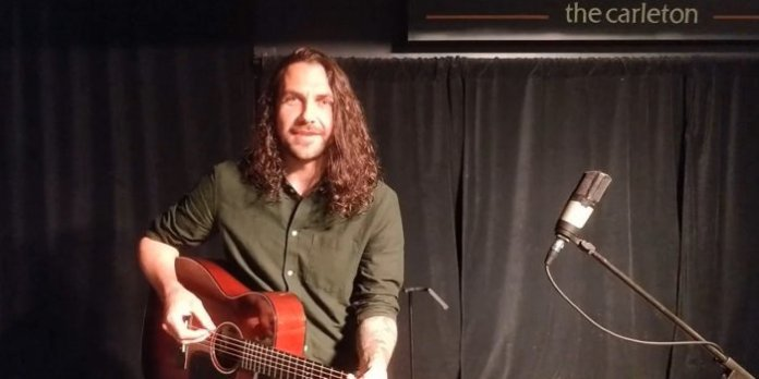 Live at The Carleton with Cameron Hawes