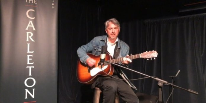Watch: Live at the Carleton with Dusty Keleher
