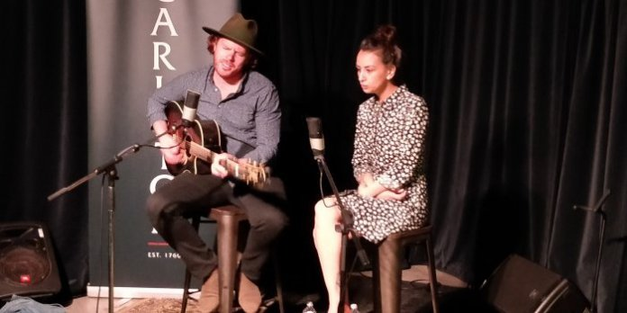 Watch: Live at The Carleton with Roxy Mercier and Jacob Strang
