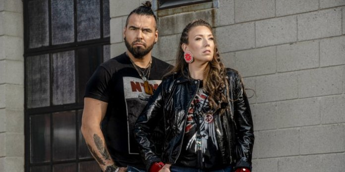 Not the first time for husband and wife duo Twin Flames to play the east coast, it will be the first full-length tour for the multi-award-winning Indigenous musical act.