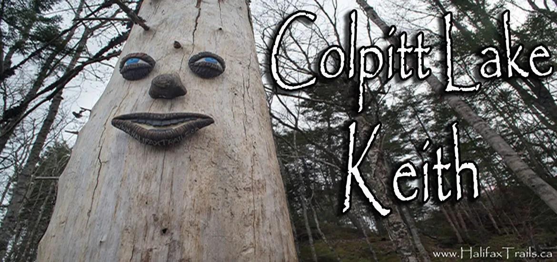 Colpitt Lake Keith