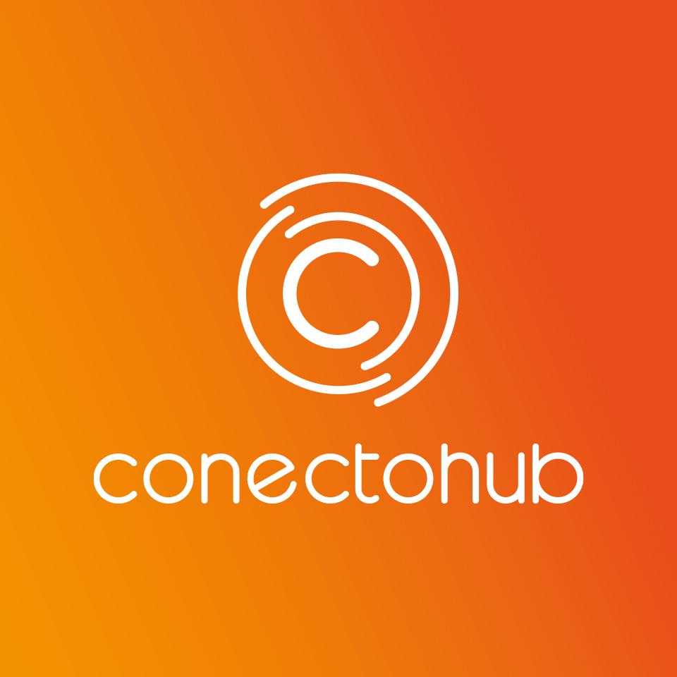 Conectohub Logo & Icon Design