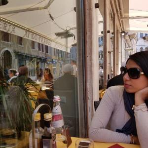 Eating out in Venice