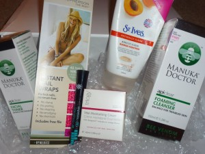 makeup and skincare beauty giveaway