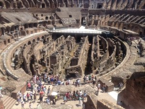 Things to do in Rome - the Coliseum