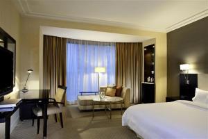 Room at Westin Hotel Kuala Lumpur