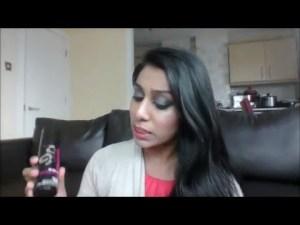 Volume hairspray review on black hair