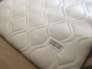Mamas and Papas anti-allergy mattress